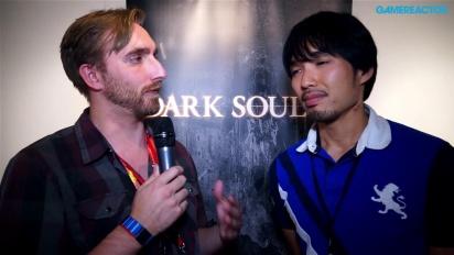 E3 2014: Dark Souls II: Lost Crowns - Atsuro Yoshimuran haastattelu