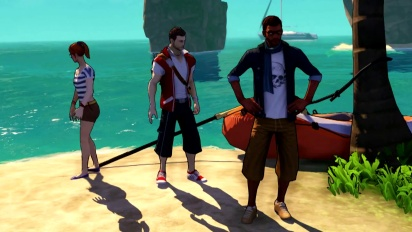 Escape Dead Island - Launch Trailer