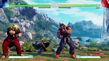 Street Fighter V - Advanced Tips Trailer