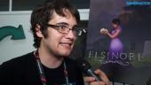 Elsinore - Connor Fallonin haastattelu