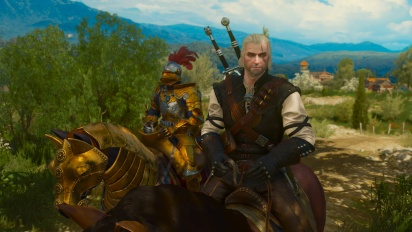 The Witcher 3: Wild Hunt - Blood and Wine DLC -julkaisupäivätraileri