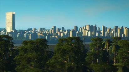 Cities: Skylines - Xbox One -julkistustraileri