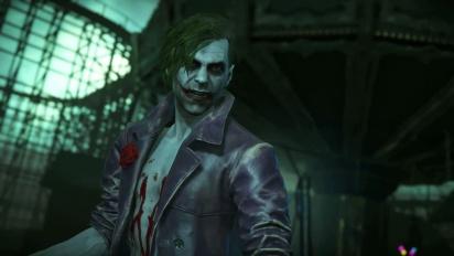Injustice 2 - esittelyssä Jokeri