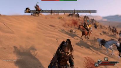 Mount & Blade II: Bannerlord - E3 2017 Sergeant-pelikuvaa