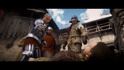 Kingdom Come: Deliverance - E3 2017 -traileri