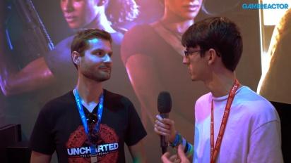 Uncharted: The Lost Legacy - haastattelussa James Cooper