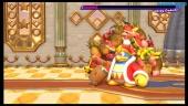 Kirby Star Allies - King Dedede Boss Battle -pelikuvaa