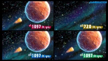 Kirby Star Allies - Star Slam Heroes -pelikuvaa