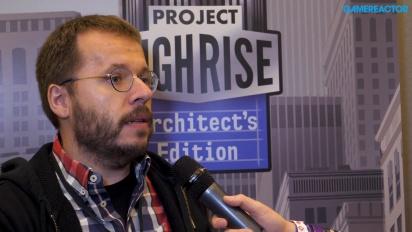 Project Highrise: Architect's Edition - Robert Zubek haastattelussa