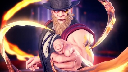 Street Fighter V: Arcade Edition - G -pelikuvatraileri