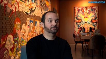 GRIS - Adrián Cuevas haastattelussa