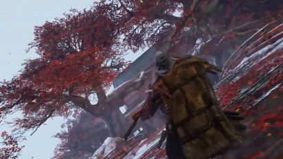 Sekiro: Shadows Die Twice - Corrupted Monk