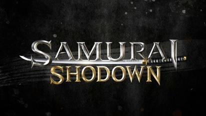 Samurai Shodown - PAX-traileri