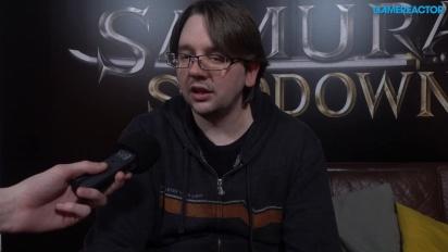 Samurai Shodown - Jost Weatherford haastattelussa