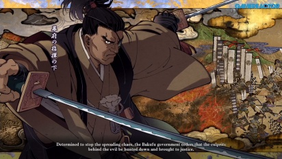 Samurai Shodown - Jubei Yagyu Story-pelikuvaa