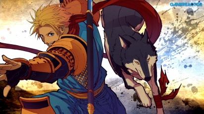 Samurai Shodown - Galford Story-pelikuvaa