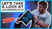 Nopea katsaus - Asus Chromebook Flip C434