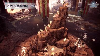 Monster Hunter World: Iceborne - Tekijöiden videopäiväkirja #1