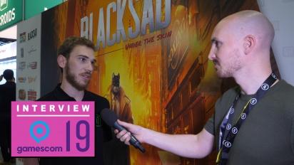Blacksad: Under the Skin - Olivier Figere haastattelussa