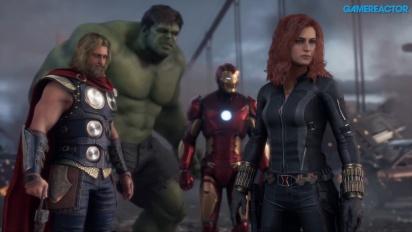 Marvel's Avengers - Rose Hunt haastattelussa