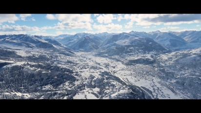 Microsoft Flight Simulator - Let it Snow -traileri