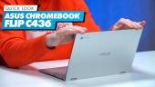 Nopea katsaus - ASUS Chromebook Flip C436