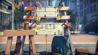 The Pedestrian - PS4-julkistus