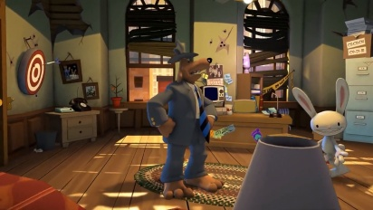 Sam & Max Save The World - Remastered