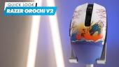 Nopea katsaus - Razer Orochi V2