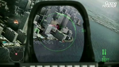 Ace Combat: Assault Horizon - First 10 Minutes