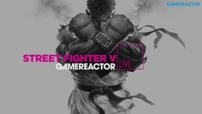 GR Live -uusinta: Street Fighter V  - 17.02.2016