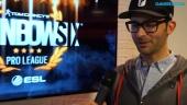 Rainbow Six Siege - Alexandre Remyn haastattelu