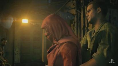 Uncharted: The Lost Legacy - PSX-pelikuvatraileri