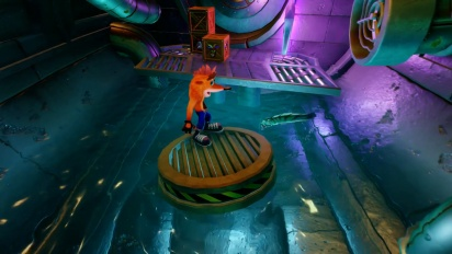 Crash Bandicoot: Nsane Trilogy - Sewer Or Later -läpipeluu