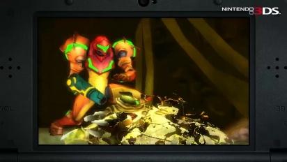 Metroid: Samus Returns - Overview-traileri