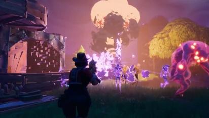 Fortnite - Survive the Storm - päivityksen traileri