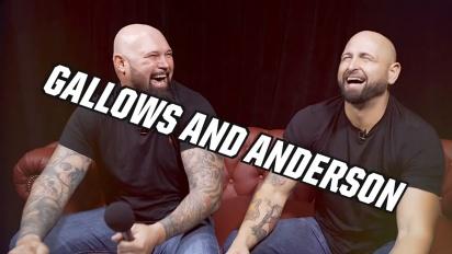 WWE 2K18 - Gallows ja Anderson, pilan kommentointi