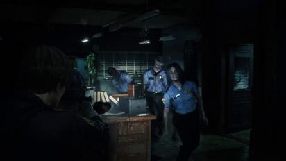 Resident Evil 2 - E3 2018 -julkistustraileri