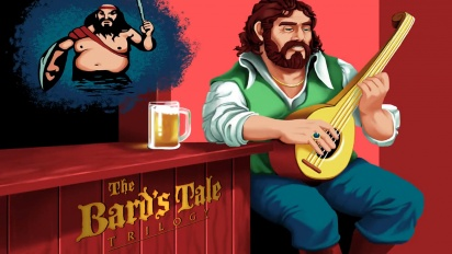The Bard's Tale Trilogy - julkaisutraileri