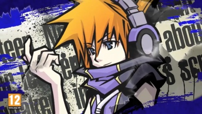 The World Ends With You: Final Remix - Overview-traileri