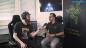 Razer Nari Ultimate - Jeevan Aurol haastattelussa