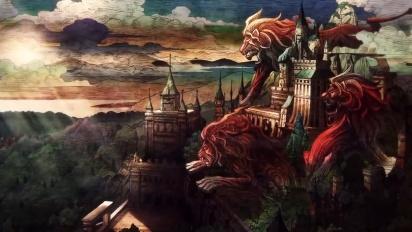War of the Visions: Final Fantasy Brave Exvius -traileri