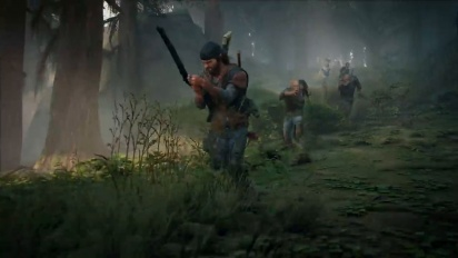 Days Gone - World Video Series: Fighting To Survive