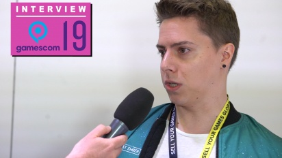 Lost Ember - Tobias Graff haastattelussa