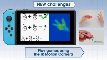 Dr Kawashima's Brain Training for Nintendo Switch - julkaisutraileri