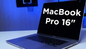 Nopea katsaus - MacBook Pro 16