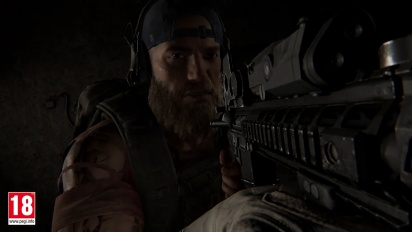 Ghost Recon: Breakpoint - Deep State Traileri