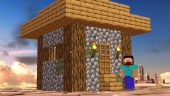 Super Smash Bros. Ultimate - Minecraft Reveal