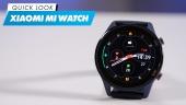 Nopea katsaus - Xiaomi Mi Watch