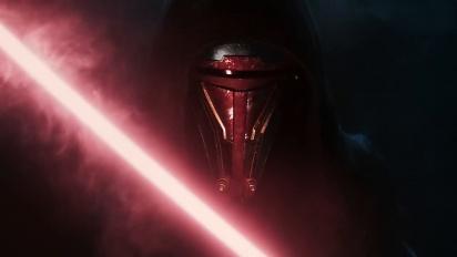 Star Wars: Knights of the Old Republic Remake - paljastustraileri